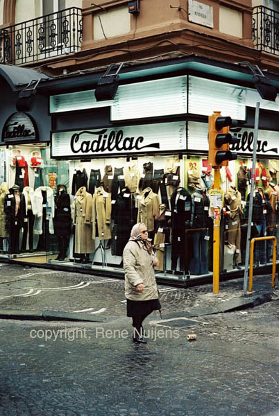 Rene Nuijens Napoli Cool - Cadillac