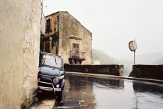 ★ PARKED FIAT 500 IN SICILY ★