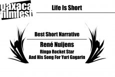 WINNER BEST SHORT NARRATIVE in Mexico