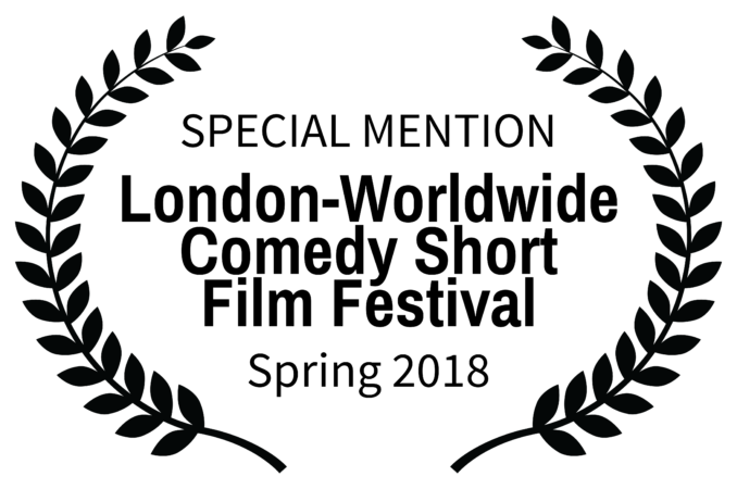 LONDON COMEDY SHORTS SPECIAL MENTION